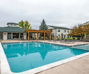 Pool, Stratus Townhomes