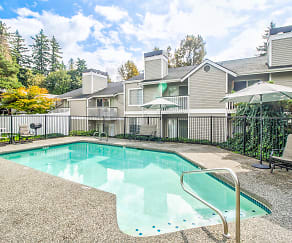 Pool, Pacific Heights