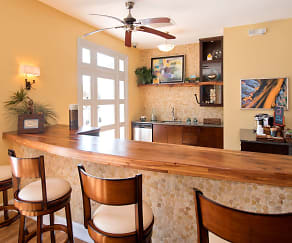 Dining Room, The Apartments at Spence Crossing