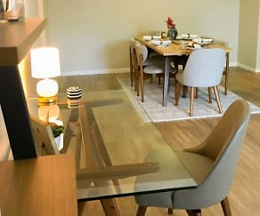 Dining Room, Rolling Green-Milford