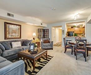 Living Room, Huntington Downs