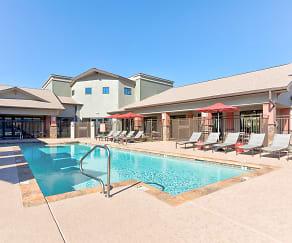 Pool, Homestead Talking Glass