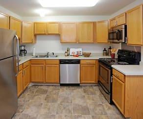 Kitchen, Promenade Oaks