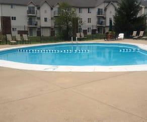 Pool, Hidden Creek