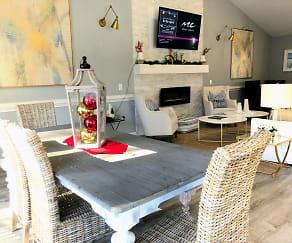Dining Room, Marrington Village
