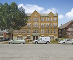 Building, East Side Apartments