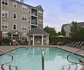 Pool, Washington Crossing