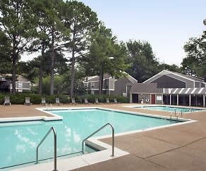 Pool, Greenbrook at Shelby Farms