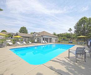 Pool, Mountain Brook Apartments