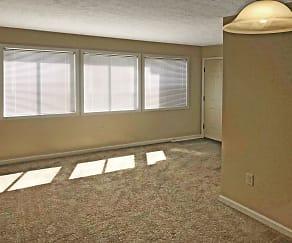 Living Room, Columbus Crossing