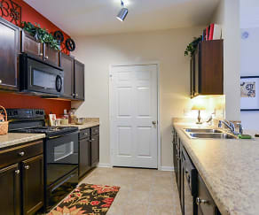 Kitchen, The Pointe At River Glen