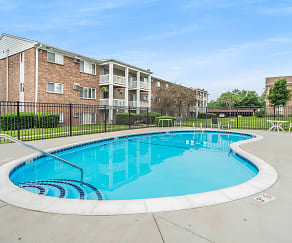 Pool, Georgetown Estates