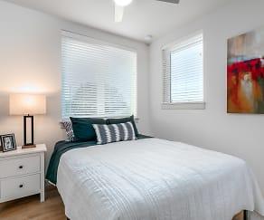 Bedroom, Yukon Flats