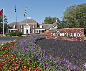 Community Signage, The Orchard