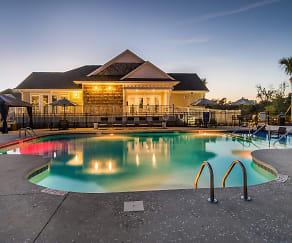 Pool, Myrtle Landing Townhomes