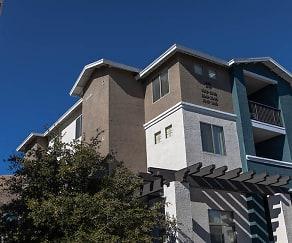 Building, The Terraces