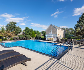Pool, Steeplechase Apartments