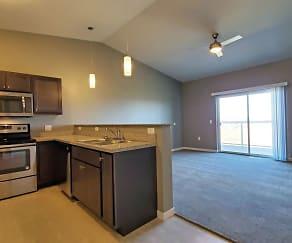 Kitchen, Graystone Heights