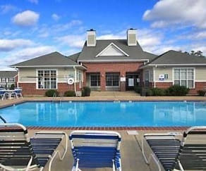 Pool, Meriwether Place Apartments