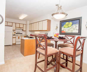 River Park Tower Apartment Homes, Marshall, Newport News, VA