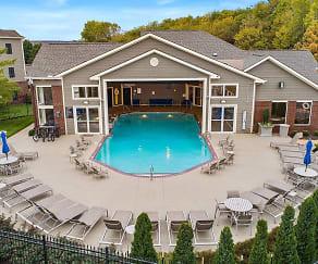 Pool, Cornerstone Apartments