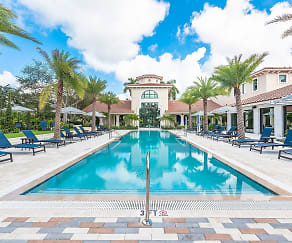 Pool, Portofino Place by Cortland