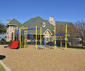 Playground, Sycamore Center Villas