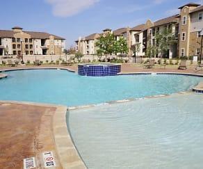 Pool, Sunset Lodge