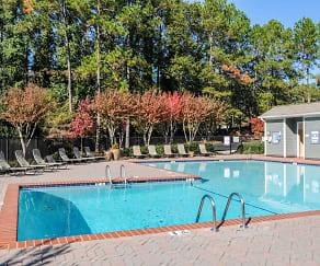 Pool, 1500 Oak