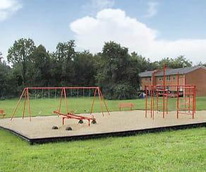 Playground, Northridge Village Apartments