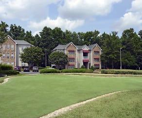 Barrington Place Apartment Homes, Corvian Community School, Charlotte, NC