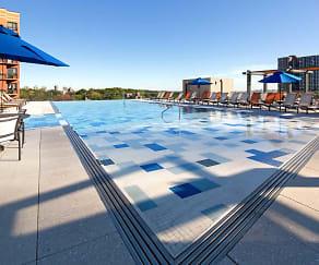 Pool, The Modern