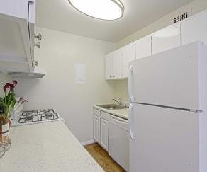 Kitchen, The Garfield House
