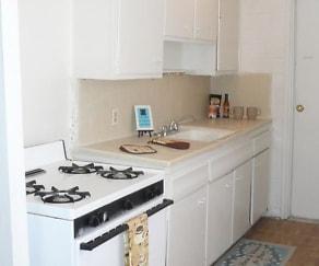 Kitchen, Covina Plaza