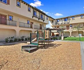 Playground, Parkview Apartments