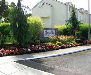 Community Signage, Prairie View Apartment Homes