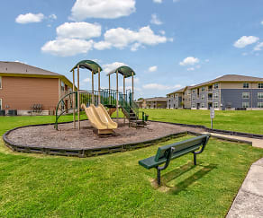 Playground, Newport Village Affordable Apartments