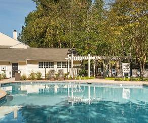 Pool, Colonial Village at Deerfield
