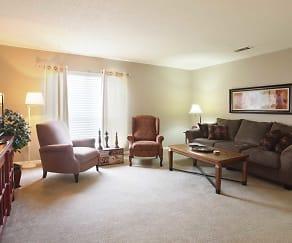 Living Room, Millwood's Landing