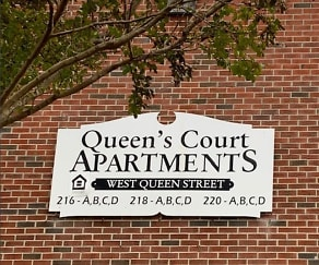 Queens Court Apartments