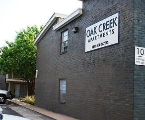 Community Signage, Oak Creek