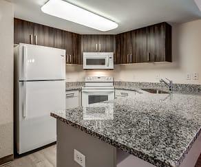 Kitchen, Quad on Delaware