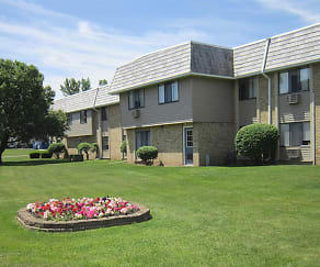 Building, Hilton Village II Apartments