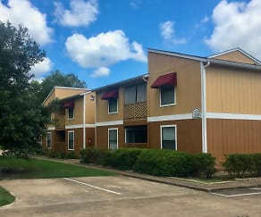 Building, The Trails Apartments