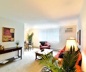 Living Room, Chestnut Lake