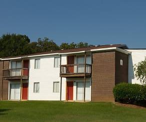 Building, Park At Autumn Ridge