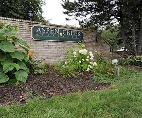 Community Signage, Aspen Creek