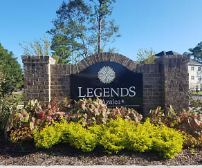Your Neighborhood is Here!, Legends at Azalea