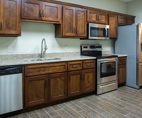 Kitchen, Carson Street Towers