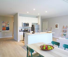 Kitchen, The Highline in Hyattsville